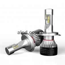 Светодиодные (LED) лампы H4 (ближний+дальний) 30W 6000K (RH4STR2)