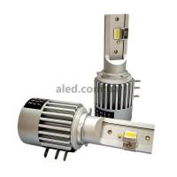 Светодиодные (LED) лампы H15 30W 6000K (дальний свет + ДХО) (RH15Y07)