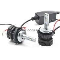 Светодиодные (LED) лампы H7 для автомобилей VW Golf VII 30W 6000K (RH7Y07H)