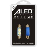 Світлодіодні (LED) лампи C5W Festoon 42мм (Комплект - 2 шт) (F42)