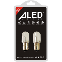 Светодиодные (LED) лампы P21/5W (1157) Red (Комплект - 2 шт) (N1157)