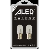 Светодиодные (LED) лампы P21W (1156) White (Комплект - 2 шт) (N1156)