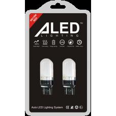 Светодиодные (LED) лампы W21/5W (7443) Red (Комплект - 2 шт) (N7443)